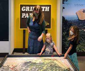 Visiting the Natural History Museum with Kids: What was in LA before us?