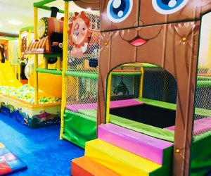 Fairytale Island Brooklyn Drop-In Play Spaces and Kiddie Gyms