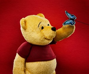 Stunning puppets play out Winnie the Pooh's story in a new stage show