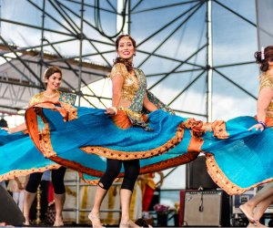 Photo courtesy of Festival of India
