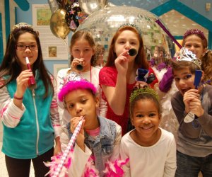 It's going to be a rockin' good time ringing in the New Year./Photo courtesy of Fort Bend Children's Discovery Center.