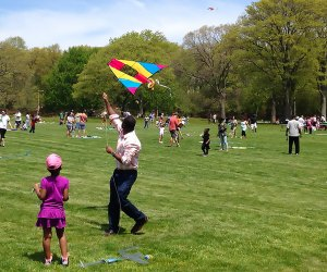 Fly kites, ride bikes, and picnic at this annual festival. Photo courtesy of the event