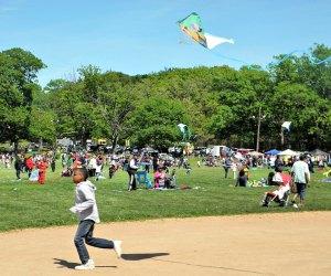 Photo courtesy of Franklin Park Kite & Bike Festival