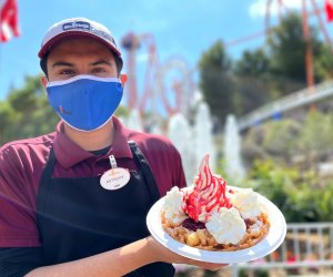 Have a Blast at Six Flags Magic Mountain with Kids of All Ages: Great Food