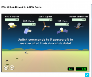 NASA's JPL Tours are Now Online: Oh yeah, there are games!