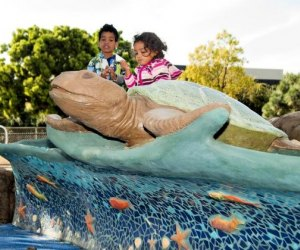 The Best Playgrounds with Shade in Los Angeles: Glen Alla Park