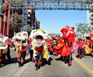 Golden Dragon Festival. Photo courtesy of Chinese Chamber of Commerce of Los Angeles
