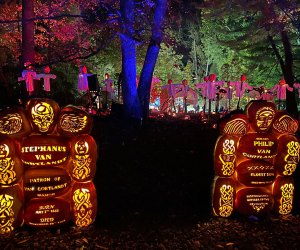 Forget a day trip, take a night trip to Van Cortlandt Manor for The Blaze