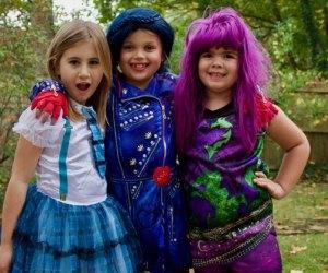 Kids' Halloween Costume Ideas: Descendants