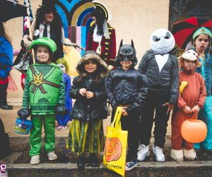 Photo of Halloween in Manayunk by JPG Photography