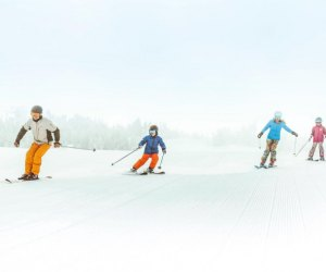 Things To Do with Kids in Lake Tahoe: Ski!