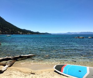 Things To Do with Kids in Lake Tahoe: Hidden Beach