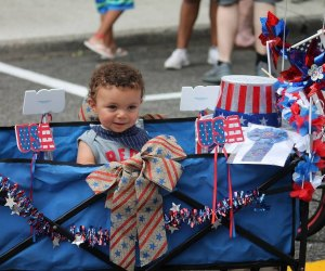 The HIghland Falls 4th of July Festivities include a parade, music, food, fun family acivities and spectacular fireworks display. Photo courtesy of the Highland Falls  4th of July Committee