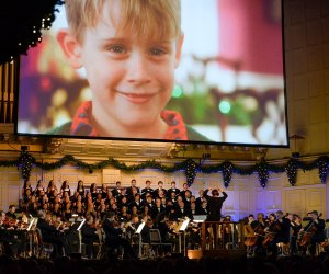 The Boston Pops bring the lively music of a kids' classic to the stage. Photo courtesy of the Boston Pops