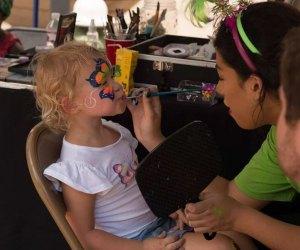 Kids enjoy a free day of family activities at the bi-annual Houston Family Fun Fest. Photo courtesy Houston Family Fun Fest