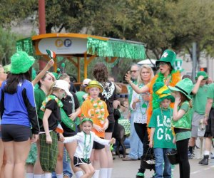 Don your green and get ready to cheer at the 60th Annual Houston St. Patrick's Day Parade./Photo courtesy of Houston St. Patrick's Day Parade Committee.