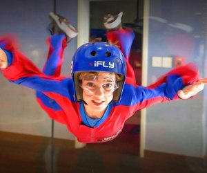 Indoor Kids' Birthday Party Places in Los Angeles: iFly