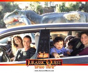 Jurassic Quest Drive-thru