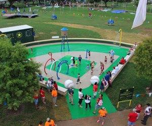 Texas Avenue Park Splash Pad
