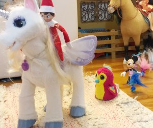 Elf on the Shelf leads the parade