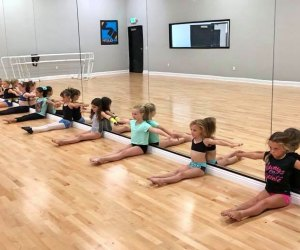 Dance Classes for Kids in Los Angeles: Chasse or pirouette at INdustry Dance