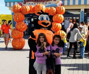 Jenkinson's follows up its summer season with fall fun for the entire family. Photo by the author