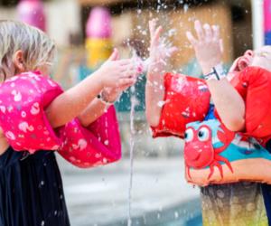 Kalahari Resorts water park for toddlers