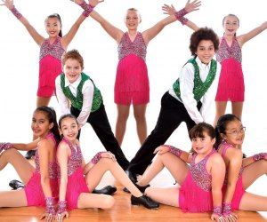 Dance Classes for Kids in Los Angeles: Choose from hula, salsa, tap, ballet, yoga, and even fitness classes at Kick It Up