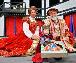The seasonal King Richard's Faire kicks off this weekend. Photo courtesy of the event