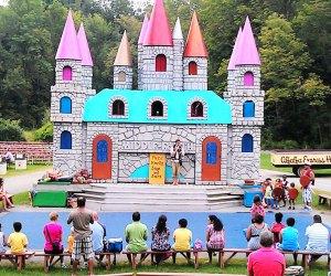 Land of Make Believe preschooler friendly amusement park