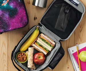 Top Kids' Lunch Box Options in 2021: Land's End Kids Insulated Soft-Sided Lunch Box
