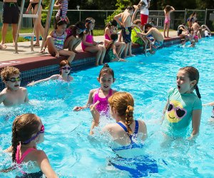 With camps in the Upper East Side and beautiful Rockland County, the 92nd Street Y Summer Camp offers an active, creative summer for kids. Photo courtesy of the the Y