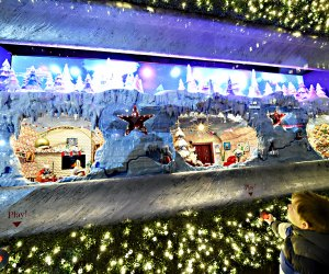 See the holiday windows light up this weekend in Midtown. Photo by Diane Bondareff/AP for Macy's
