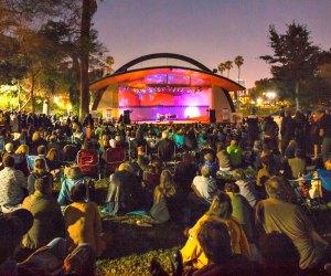 Levitt LA Concert Series in MacArthur Park. Photo courtesy of Levitt Foundation