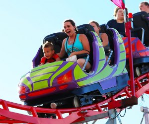 Fun and thrills await you at the Long Island Fun Fest. Photo courtesy of the fest
