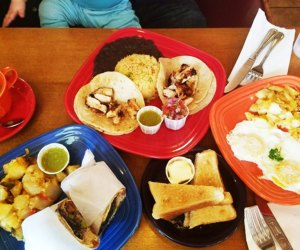 Diner delights await at Little Purity, one of our favorite family-friendly Park Slope restaurants
