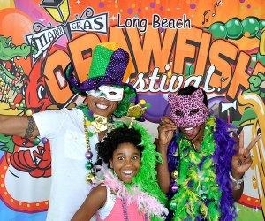 Photo courtesy of Long Beach Crawfish Festival