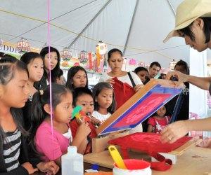 Los Angeles Korean Festival. Photo courtesy of Republic of Korea/Flickr