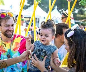 The Love Long Beach Festival spreads the magic of Long Beach. Photo courtesy of the festival