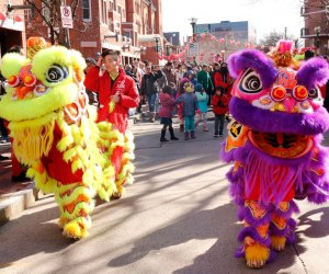 There are parade, activities, and more in New Haven to celebrate the Year of the Pig. Photo courtesy of Lunarfest/Yale-China Association