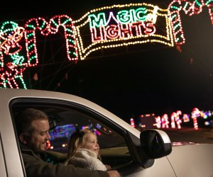 Magic of Lights Holiday Lights Drive Thrus