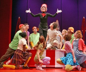 Seussical the Musical at the Emelin Theatre in Mamaroneck