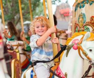 Disney Springs Marketplace Carousel
