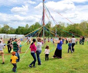 Celebrate Spring Festival. Photo courtesy of Massaro Community Farm