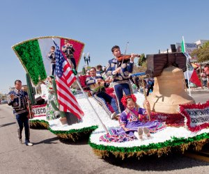Mexican Independence Day. Photo courtesy of Comite Mexicano Civico Patriotico