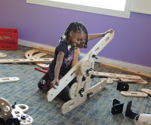 Visit during FREE hours at the Mid-Hudson Children's Museum. Photo courtesy the museum