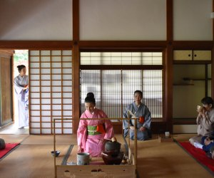 Photo courtesy of Shofuso Japanese House and Gardens