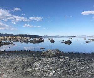 Things To Do with Kids in Lake Tahoe: Mono Lake