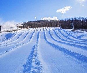 Mountain Creek snow tubing Best Snow Tubing Spots Near New York City