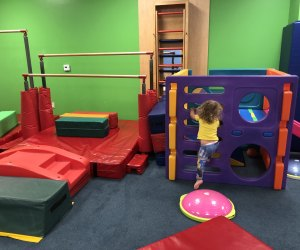 Top Classes for Babies and Toddlers in Los Angeles: My Gym